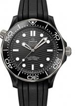 Omega Seamaster Diver 300M Chronograph Watch-O21092442001001