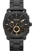 Fossil Machine Mid-Size Chronograph Men's Watch-FS4682I