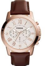 Fossil Men's Grant Chronograph Watch-FS4991I