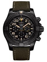 Breitling Avenger Hurricane Military Men's Watch-XB12101A/BF46/283S/X20D.4