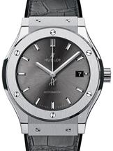 Hublot Classic Fusion Racing Grey Titanium Men's Watch-511.NX.7071.LR