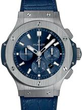 Hublot Big Bang Steel Blue Dial Men's Watch-301.SX.7170.LR