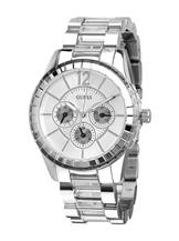 GUESS Analog White Dial Men's Watch-W13582L2