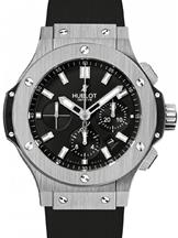 Hublot Big Bang Chronograph Black Dial Men's Watch-301.SX.1170.RX