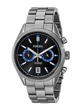 Fossil Men's Del Rey Stainless Steel Watch with Link Bracelet-CH2970