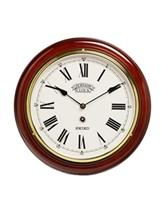 Seiko Wall Clock Brown, QXA143BN-QXA143BN