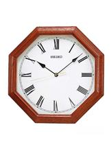 Seiko Wall Clock Brown QXA152BN-QXA152BN