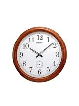 Seiko Wall Clock Brown QXA155BN-QXA155BN