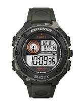 TIMEX MEN'S EXPEDITION VIBE SHOCK ALARM CHRONOGRAPH WATCH-T49981