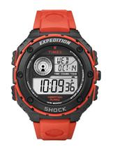 TIMEX MEN'S EXPEDITION VIBE SHOCK ALARM CHRONOGRAPH WATCH 84-T49984