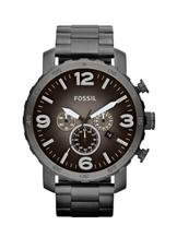 Fossil Nate Chronograph Men's watch Watch-JR1437I