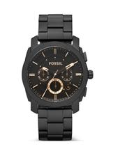 Fossil Machine Chronograph Analog Black Dial Men's Watch -FS4682I