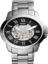 Fossil Grant Stainless steel Skeleton Men watch-ME3103
