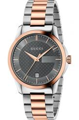 MENS GUCCI G-TIMELESS WATCH YA126446-YA126446
