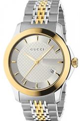 MENS GUCCI G-TIMELESS WATCH YA126409-YA126409