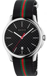 MENS GUCCI TIMELESS WATCH YA126321-YA126321