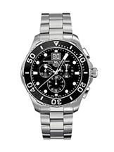 Tag Heuer Aquaracer Grande Date Mens Watch -CAN1010.BA0821