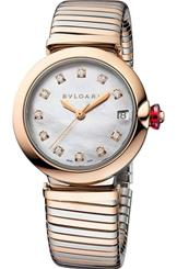 Bulgari Lvcea 102954 Tubogas Ladies Watch-102954