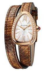 Bvlgari Serpenti 102727 SPP27WPGDL Watch-102727