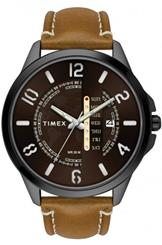 Timex TWEG16504 Brown Dial Analog Men's Watch-TWEG16504