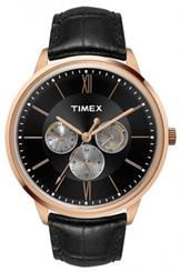 Timex TWEG16402 Black Dial Men's Watch-TWEG16402