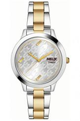 Helix Analog Silver Dial Women's Watch-TW022HL11