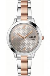 Helix TW022HL12 Grey Dial Women's Watch-TW022HL12