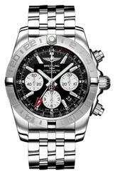 Breitling Chronomat 44 GMT Watch For Men's-AB042011/BB56/375A