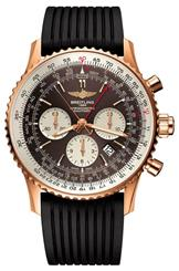 Breitling Navitimer Rattrapante Red Gold Watch-RB031121/Q619/252S/R20D.2