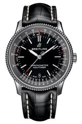 Breitling Navitimer Black Dial Automatic Watch-A17325241B1P1