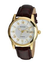 Titan Automatic Watch  For Men-9369YL01