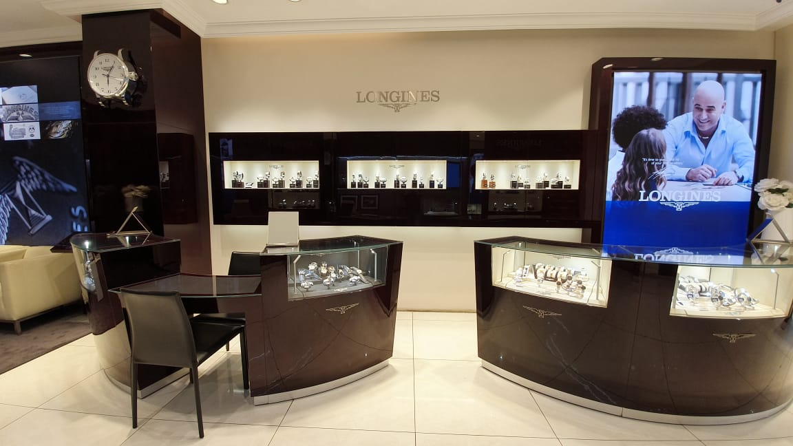 Longines Boutique By Kamal Watch Co.