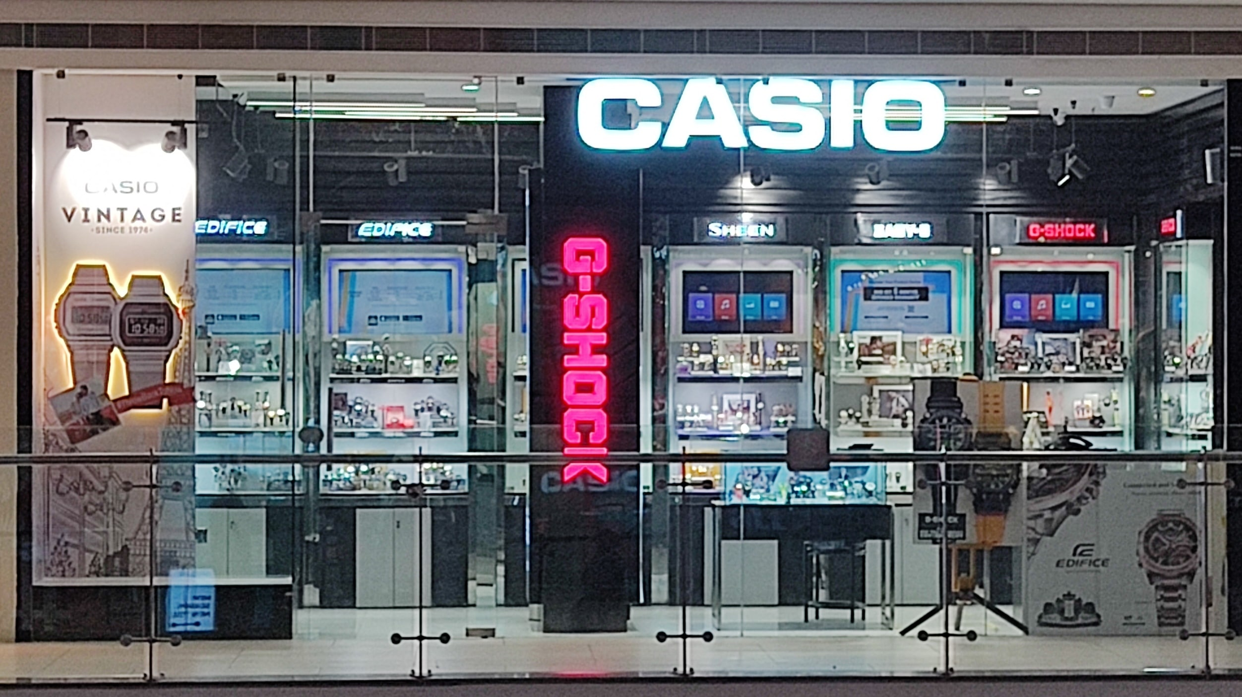 Casio Boutique By Kamal Watch Co.